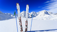 Ski & Snowboard Hire Collect your ski hire from a number of shops. Or try mobile snowboard hire.